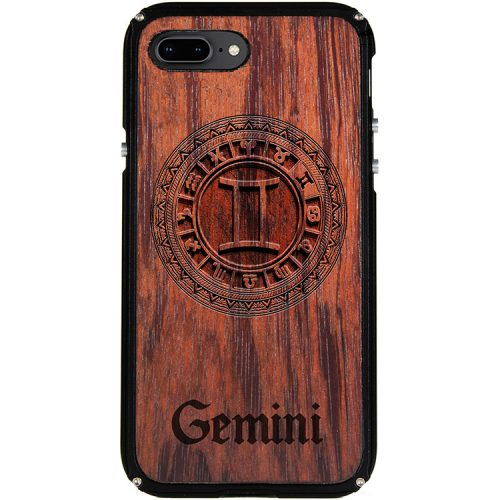 Gemini iPhone 8 Plus Case Gemini Zodiac Tattoo Horoscope iPhone 8 Plus Cover