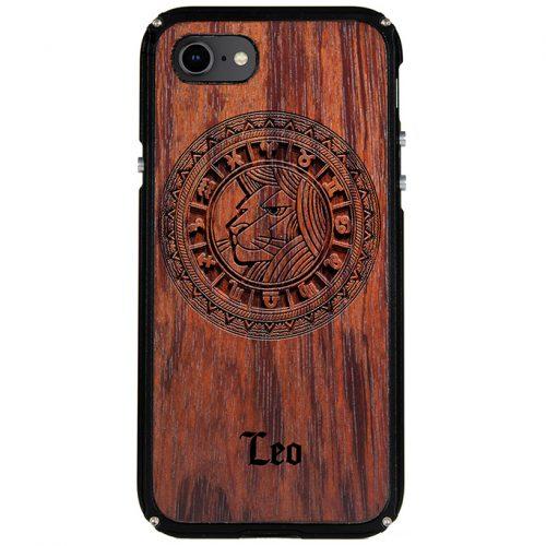 Leo iPhone 8 Case Leo Tattoo Horoscope iPhone 8 Cover