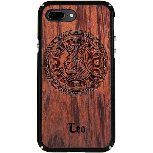 Leo iPhone 8 Plus Case Leo Tattoo Horoscope iPhone 8 Plus Cover