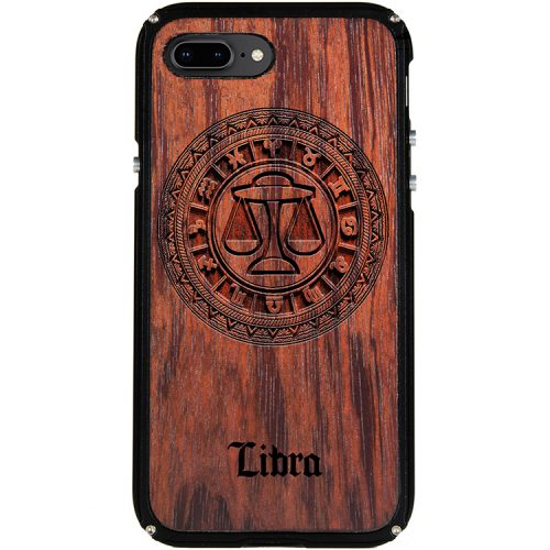 Libra iPhone 8 Plus Case Libra Tattoo Horoscope iPhone 8 Plus Cover