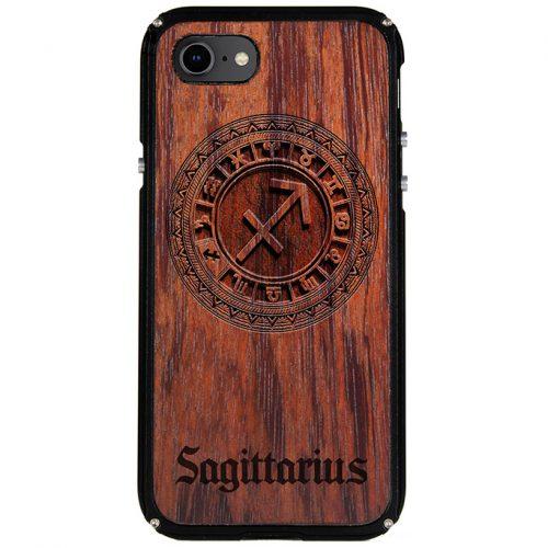 Sagittarius iPhone 7 Case Sagittarius Zodiac Tattoo Horoscope iPhone 7 Cover