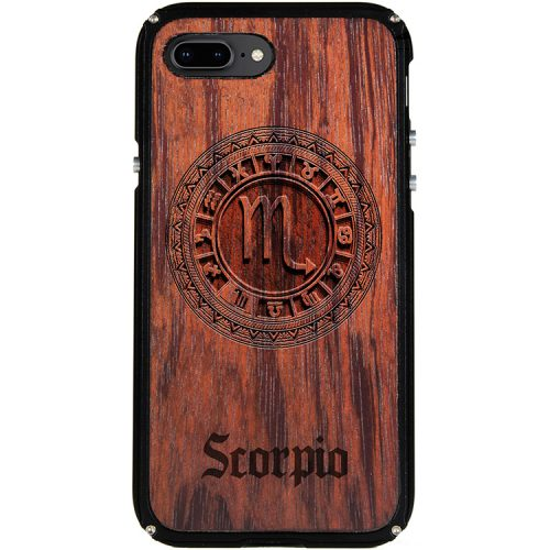 Scorpio iPhone 8 Plus Case Scorpio Zodiac Tattoo Horoscope iPhone 8 Plus Cover