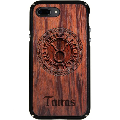 Taurus iPhone 8 Plus Case Taurus Zodiac Tattoo Horoscope iPhone 8 Plus Cover
