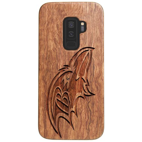Baltimore Ravens Galaxy S9 Plus Case