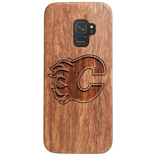 Calgary Flames Galaxy S9 Case