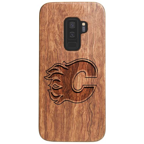 Calgary Flames Galaxy S9 Plus Case