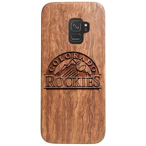 Colorado Rockies Galaxy S9 Case