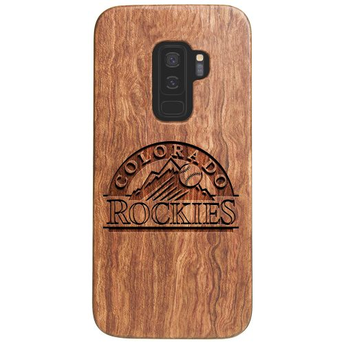 Colorado Rockies Galaxy S9 Plus Case