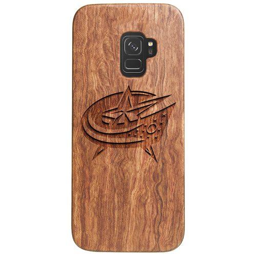 Columbus Blue Jackets Galaxy S9 Case