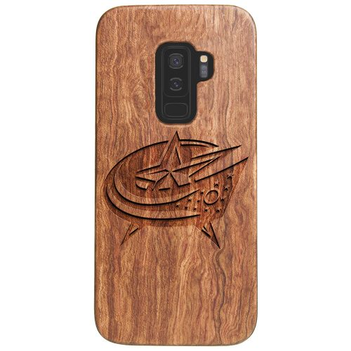Columbus Blue Jackets Galaxy S9 Plus Case