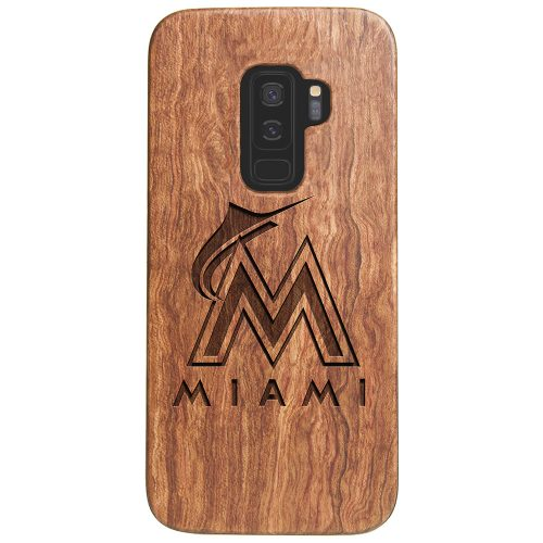 Miami Marlins Galaxy S9 Plus Case
