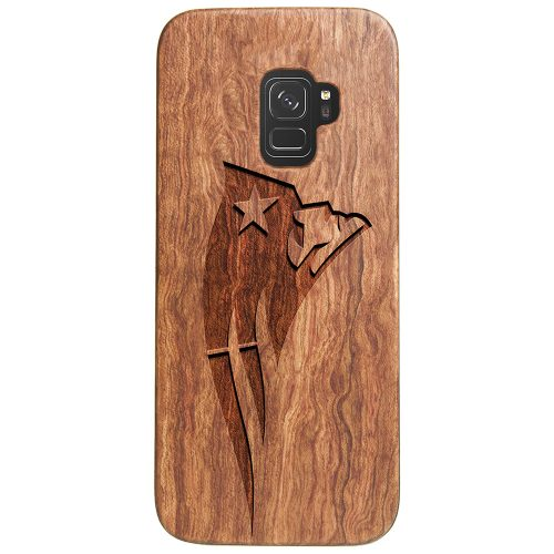 New England Patriots Galaxy S9 Case