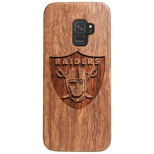 Oakland Raiders Galaxy S9 Case