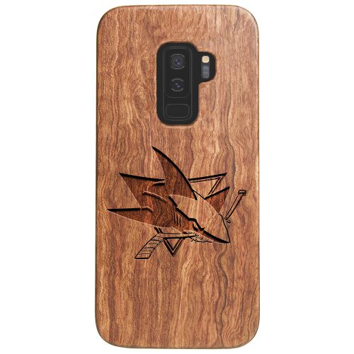 San Jose Sharks Galaxy S9 Plus Case