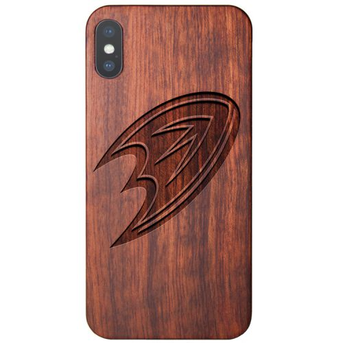 Anaheim Ducks iPhone XS Max Case