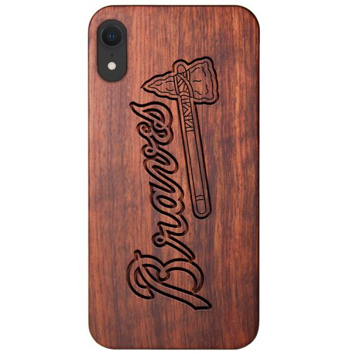Atlanta Braves iPhone XR Case