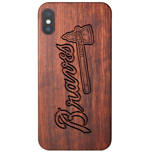Atlanta Braves iPhone XS Case