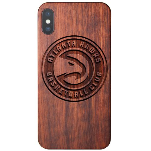 Atlanta Hawks iPhone XS Max Case