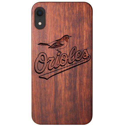 Baltimore Orioles iPhone XR Case