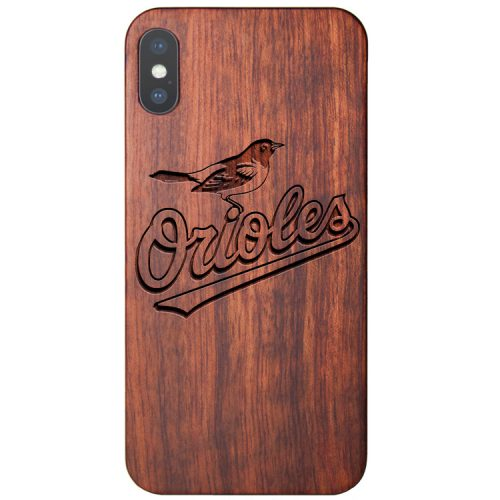 Baltimore Orioles iPhone XS Max Case