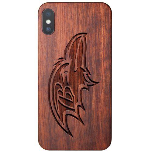 Baltimore Ravens iPhone XS Case