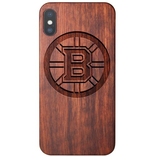 Boston Bruins iPhone XS Case