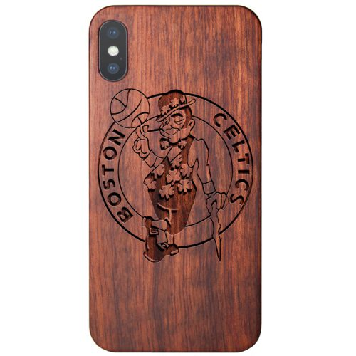 Boston Celtics iPhone XS Max Case