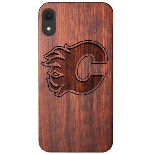 Calgary Flames iPhone XR Case