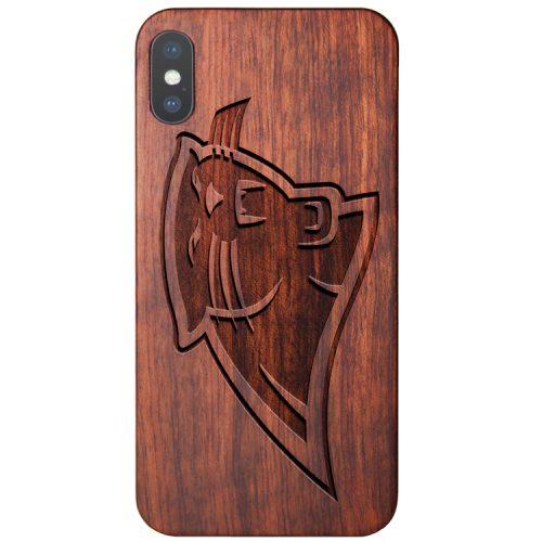 Carolina Panthers iPhone XS Case