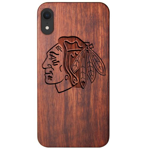 Chicago Blackhawks iPhone XR Case