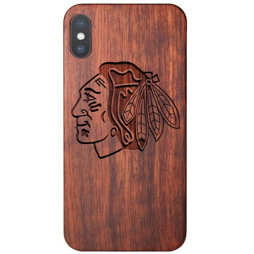 Chicago Blackhawks iPhone XS Case