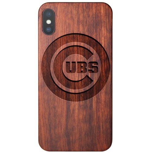 Chicago Cubs iPhone XS Case