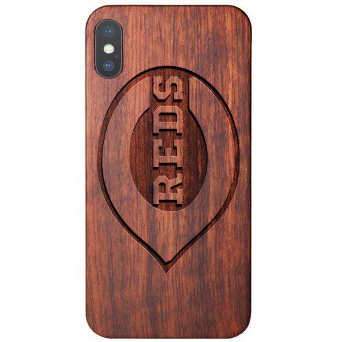 Cincinnati Reds iPhone XS Case