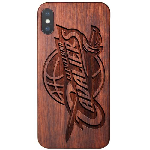 Cleveland Cavaliers iPhone XS Case