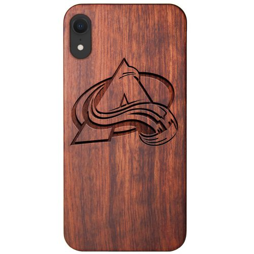 Colorado Avalanche iPhone XR Case