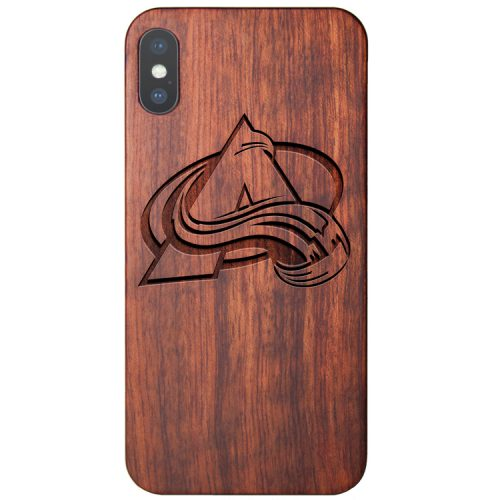 Colorado Avalanche iPhone XS Case