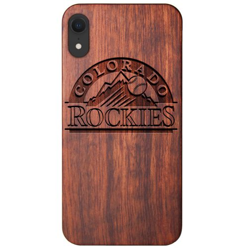Colorado Rockies iPhone XR Case