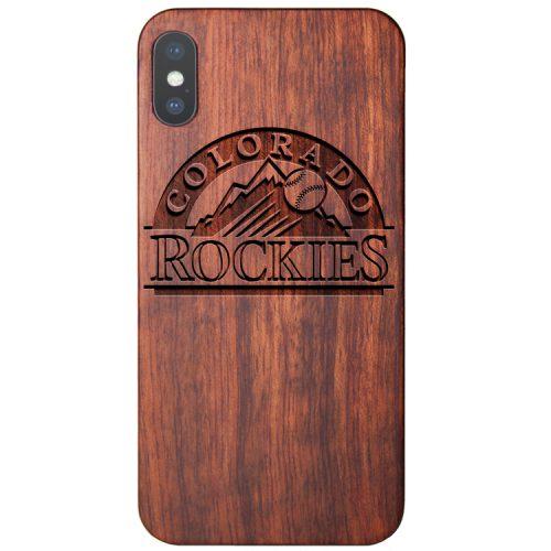 Colorado Rockies iPhone XS Case