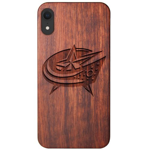 Columbus Blue Jackets iPhone XR Case