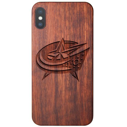 Columbus Blue Jackets iPhone XS Case