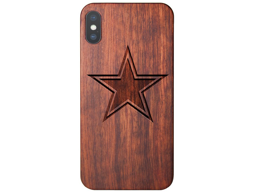 cheap for discount bd3af 7fe91 Dallas Cowboys iPhone XS Case