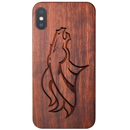Denver Broncos iPhone XS Case