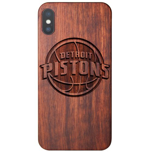 Detroit Pistons iPhone XS Case
