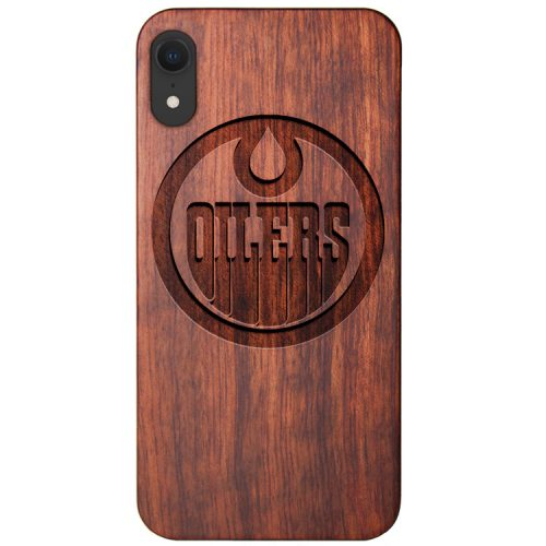 Edmonton Oilers iPhone XR Case