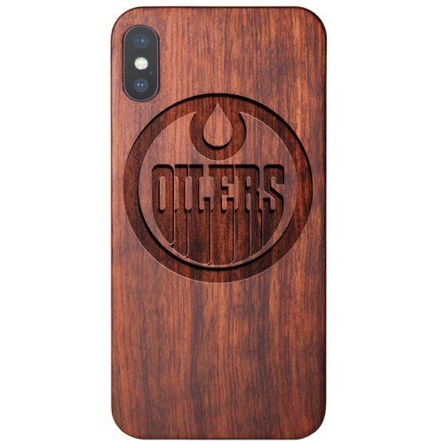 Edmonton Oilers iPhone XS Max Case