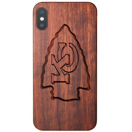 Kansas City Chiefs iPhone XS Max Case