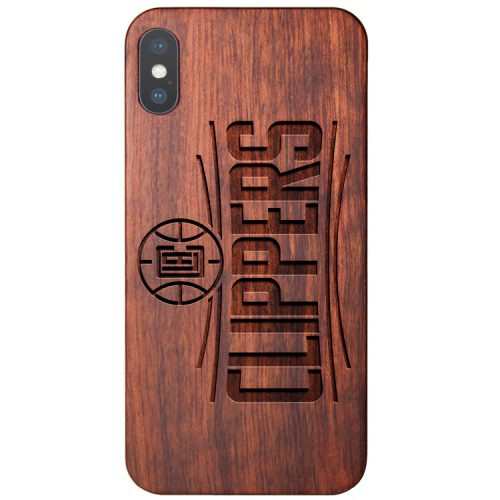 Los angeles Clippers iPhone XS Case