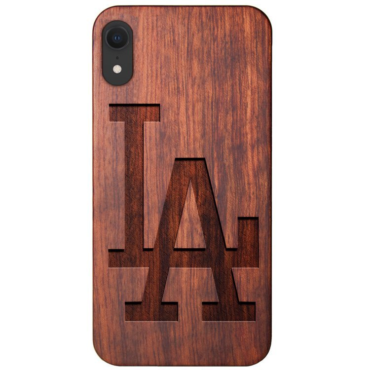 Los Angeles Dodgers iPhone XR Case Classic