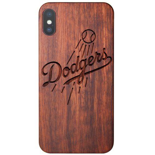 Los Angeles Dodgers iPhone XS Case