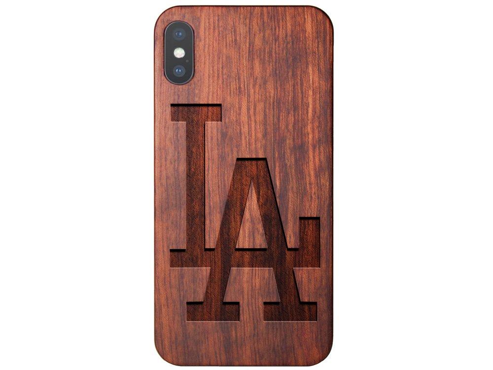 Los Angeles Dodgers iPhone XS Case Classic